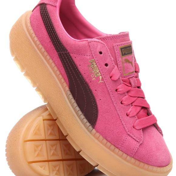 4fb7324b7ef5 Puma platform Trace Block sneakers. M 5b56b1ea1b32941c4fda24dd